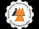 Politechnika Śląska Wydział Inżynierii Materiałowej iMetalurgii