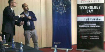 Sebastian Arabasz - Labsoft i Anil Yalcin z ThermoFisherScientific
