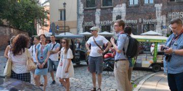 Wycieczka na Kazimierz
