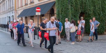 Wycieczka piesza z przewonikiem po krakowskim Kazimierzu